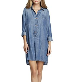Jessica Simpson Denim Shirt Dress