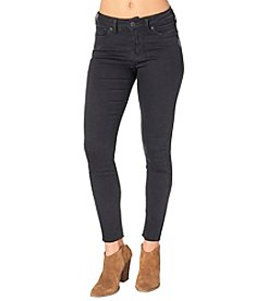Silver Jeans Co. Mazy High-Rise Ankle Skinny Jeans