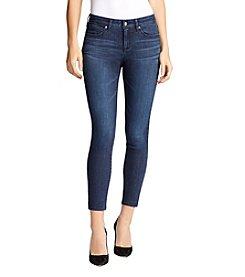 William Rast® Crop Skinny Ankle Jeans