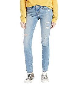 Levi's® 711 Destructed Skinny Jeans