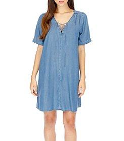 Lucky Brand® Denim Swing Dress