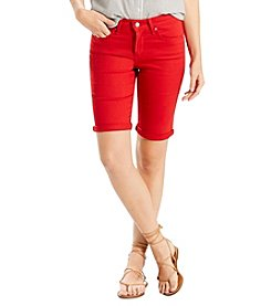 Levi's® Rolled Mid Rise Bermuda Short