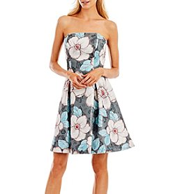 Nicole Miller New York™ Floral Cocktail Dress