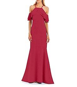 Nicole Miller New York™ Ruffle Bodice Dress