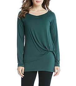 Karen Kane® Layered Pick Up Top
