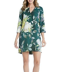 Karen Kane® Floral Shift Dress