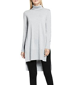 Vince Camuto® Turtleneck Lurex® Tunic Top