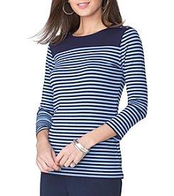 Chaps® Striped Jersey Shirt