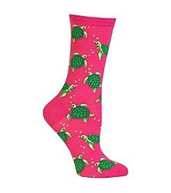 Hot Sox® Turtle Socks