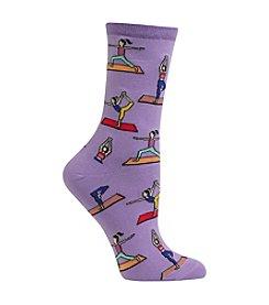 Hot Sox® Yoga Socks