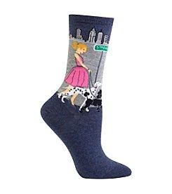 Hot Sox® City Dog Walker Socks