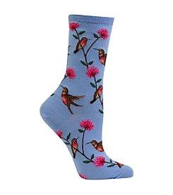 Hot Sox® Hummingbirds Socks