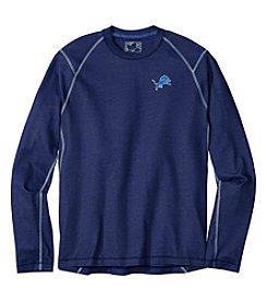 Tommy Bahama® NFL® Detroit Lions Men's Double Eagle Crew Neck Sweater