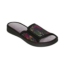 Dearfoams Active Mesh Slide With Gore Slippers
