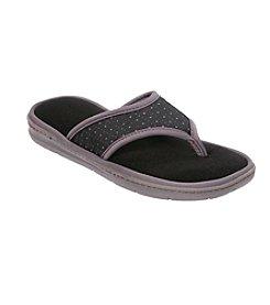 Dearfoams Perfect Nylon Thong Slippers