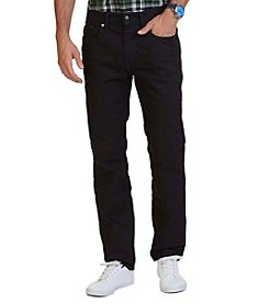 Nautica® Men's Athletic Fit Night Wash Jeans