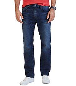 Nautica® Men's Striaght Fit Jean