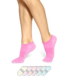 HUE® Recycled Cotton Liner Socks