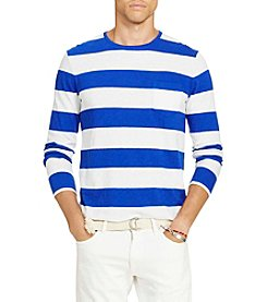 Polo Ralph Lauren® Men's Gauze Jersey Long Sleeve