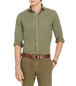 Polo Ralph Lauren® Men's Spread Collar Long Sleeve Button Down Shirt