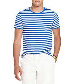Polo Ralph Lauren® Men's Gauze Jersey Short Sleeve Knits