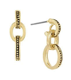 Laundry® Link Drop Earring