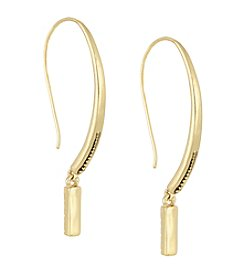 Laundry® Linear Drop Earrings
