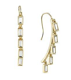 Laundry® Shaky Baguette Drop Earring