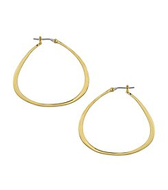 Laundry® Organic Hoop Earrings