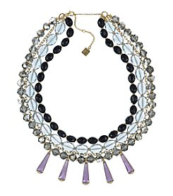 Laundry® Beaded Multi Row Necklace