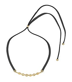 Laundry® Slider Choker Necklace