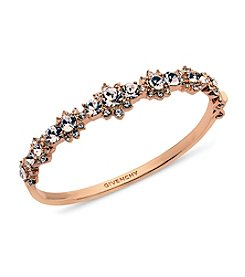 Givenchy® Faceted Stone Bangle Bracelet