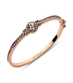 Givenchy® Rose Goldtone Silk Bangle Bracelet