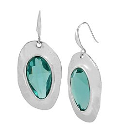 Robert Lee Morris Soho™ Sculptural Stone Drop Earrings