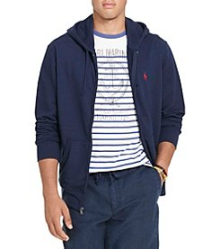 Polo Ralph Lauren® Men's Atlantic Terry Long Sleeve Full Zip Hoodie