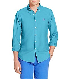 Polo Ralph Lauren® Men's Garment Dye Oxford Shirt