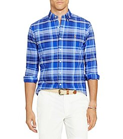 Polo Ralph Lauren® Men's Garment Dye Oxford Shirt