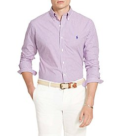 Polo Ralph Lauren® Men's Garment Dye Oxford