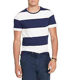 Polo Ralph Lauren® Men's Gauze Jersey Short Sleeve Knit Tee