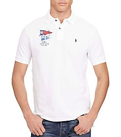 Polo Ralph Lauren® Men's Basic Mesh Short Sleeve Knit