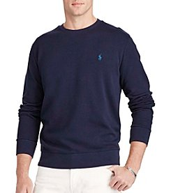 Polo Ralph Lauren® Men's Double Faced Jersey Long Sleeve Knit