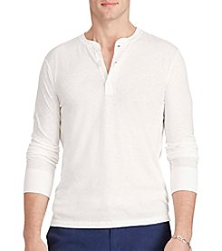 Polo Ralph Lauren® Men's Gauze Jersey Long Sleeve Knit