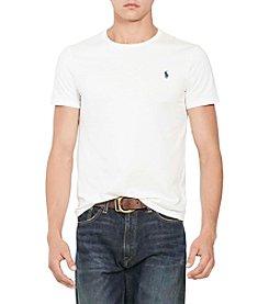 Polo Ralph Lauren® Men's Short Sleeve Standard Fit Tee