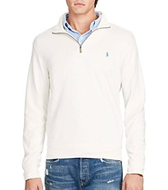 Polo Ralph Lauren® Men's Double Faced Long Sleeve Knit