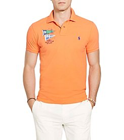 Polo Ralph Lauren® Men's Basic Mesh Short Sleeve Polo