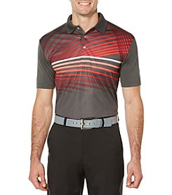 PGA TOUR® Men's Contour Fading Stripe Polo