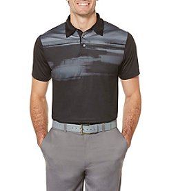 PGA TOUR® Men's Linear Cleansing Ombre Polo