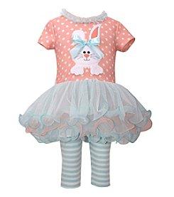 Bonnie Jean® Baby Girls' Bunny Tutu Set
