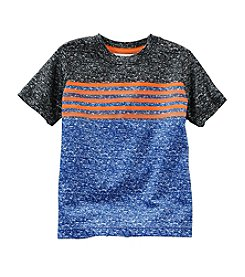 OshKosh B'Gosh® Boys' 2T-7 Short Sleeve Striped Tee