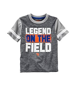 OshKosh B'Gosh® Boys' 2T-7 Short Sleeve Legend On The Field Tee